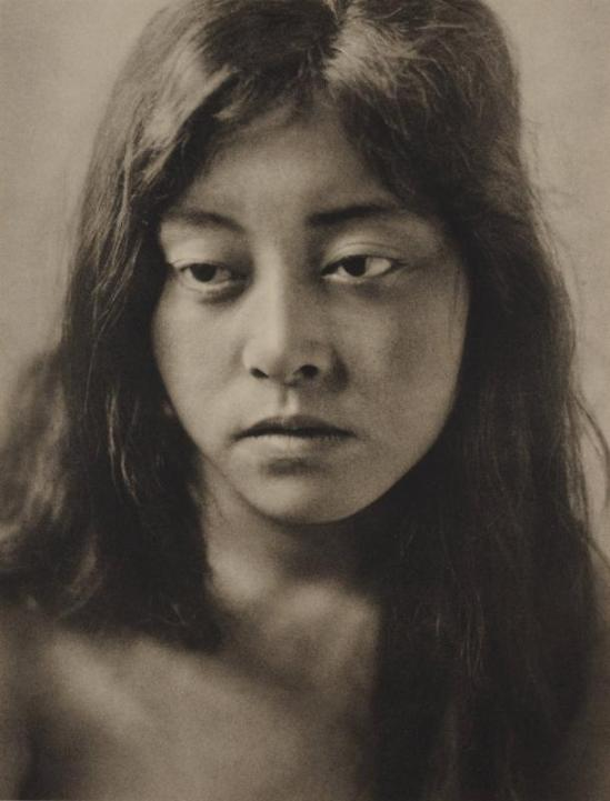 Yasuzo Nojima- Portrait (Model F.), 1931