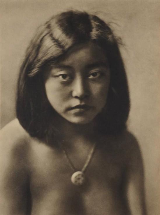 Yasuzo Nojima- Une jeune Fille , 1931_