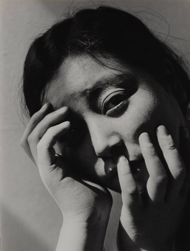 Yasuzo Nozima-Femme, 1932 gelatin silver print