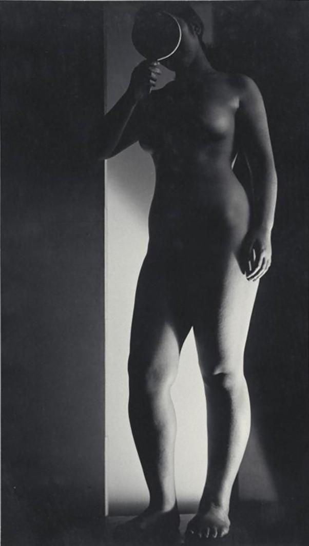 Yasuzo Nozima-Femme au miroir , 1933
