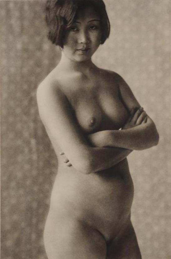 Yasuzo Nozima-Miss T. , 1931