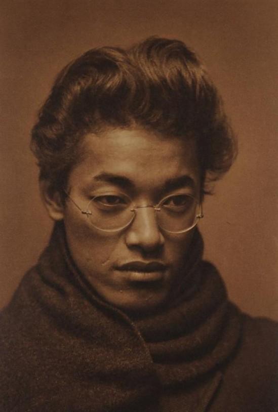 Yasuzo Nozima-Portrait de Mr. S., 1921