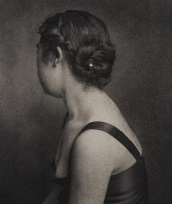 Yasuzo Nozima-sans titre , 1921 1gum bichromate print
