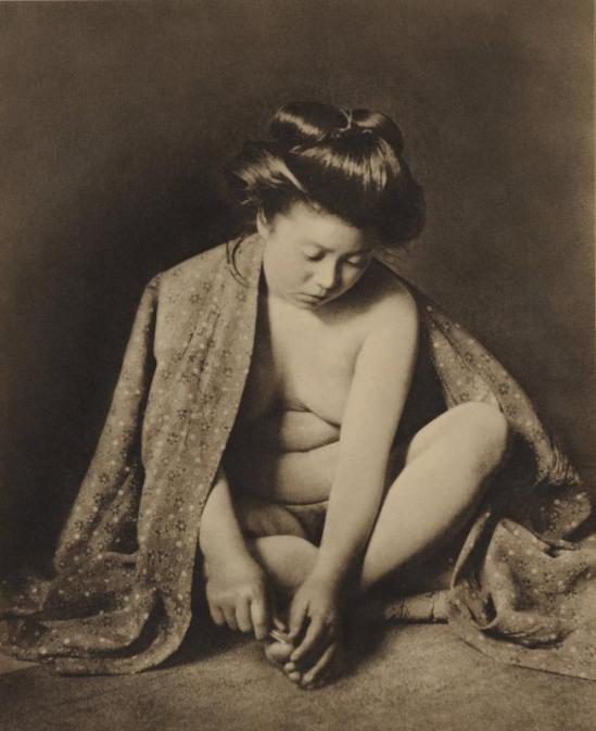 Yasuzo Nozima-sans titre ,1931 bichromate print