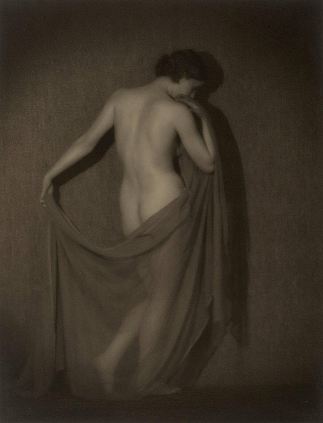 Waldemar Eide - Aktstudie (Ellen Sinding-maybe), 1926_e