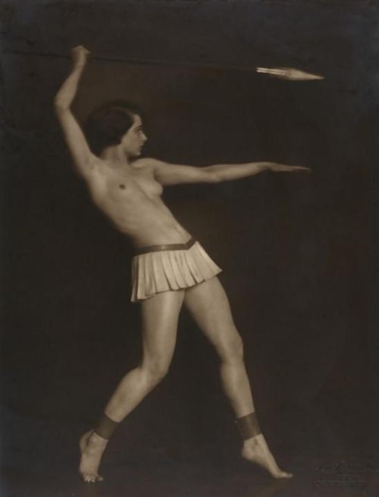 Steffi Brandl - Claire Bauroff 1928 © Berlinische Galerie