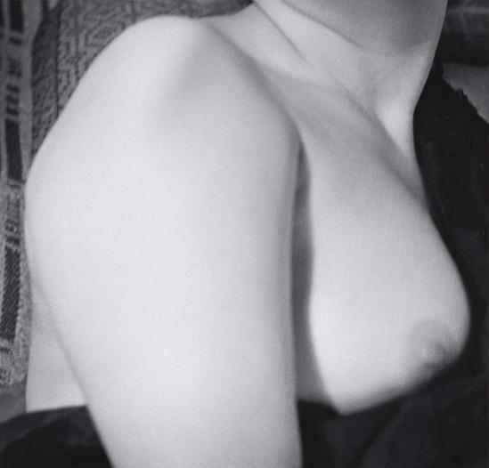 John Gutmann-Arm-Breast Abstract, 1935