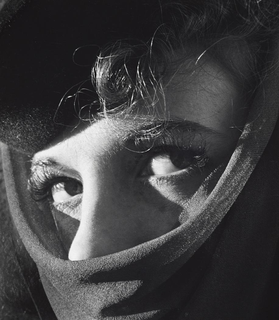 John Gutmann-Eyes, 1939