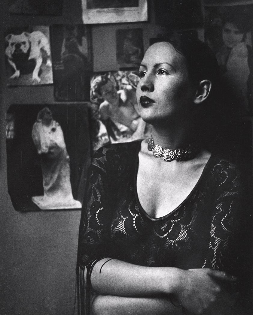 John Gutmann-Memory of Friedel, Berlin, 1937