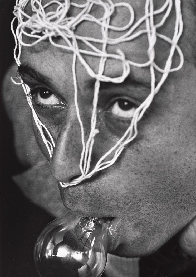 John Gutmann-Phenomenal Self Portrait, 1937