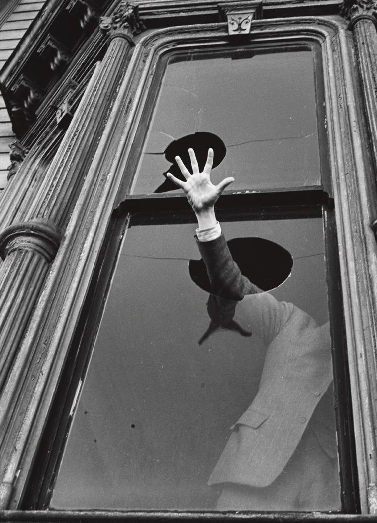 John Gutmann-The Cry, 1939