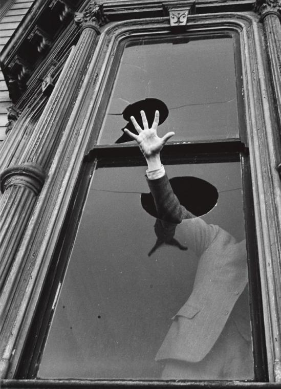 John Gutmann-The Cry, 1939