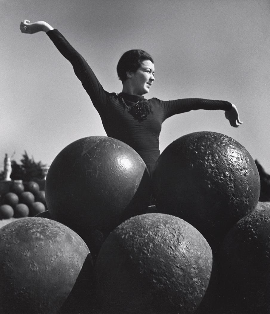 John Gutmann-The Dream, 1935