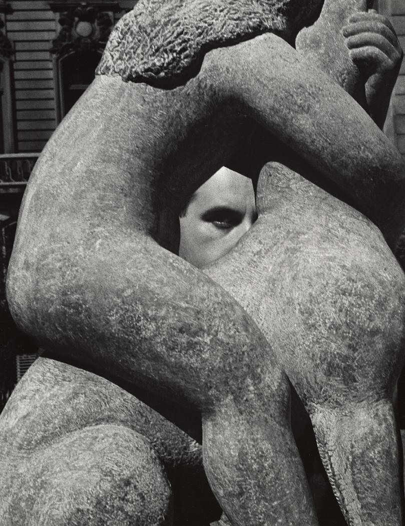 John Gutmann-The Stare, 1939
