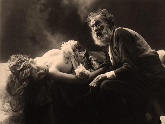 Joan Vilatobà. En quin punt del cel et trobaré (a quel moment vais-je trouver le ciel ) , circa 1903-1904©herederos ( descendants) de Joan Vilatoba. Corto