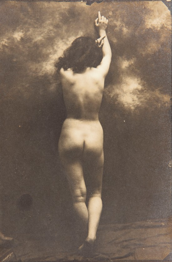 Joan Vilatobà- Nude 1903-1905 © Museu Nacional d'Art de Catalunya