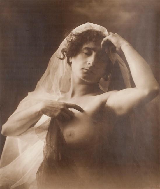 Joan Vilatobà- Portrait 1904-1905 © Museu Nacional d'Art de Catalunya
