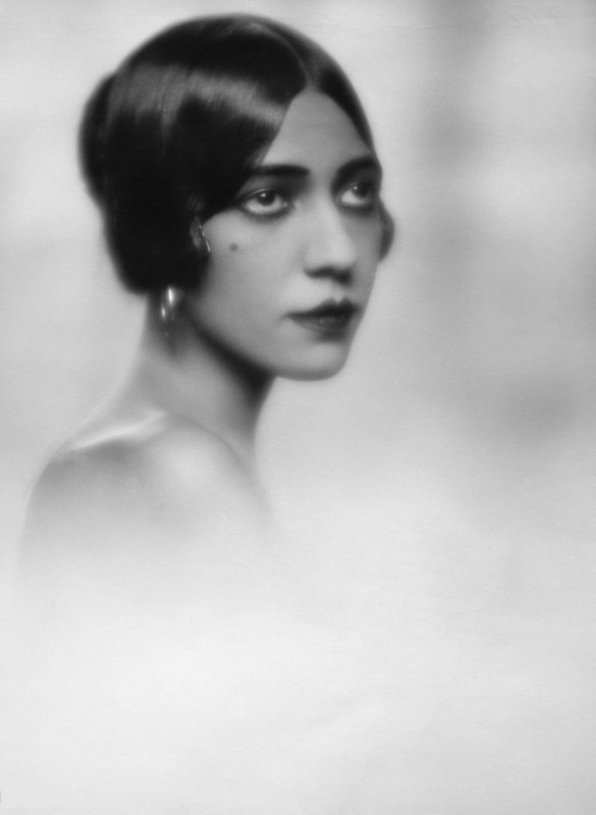 Mario von Bucovich (Atelier Karl Schenker) -Ruth Walker, Danseur, USA - Portrait - vers 1928