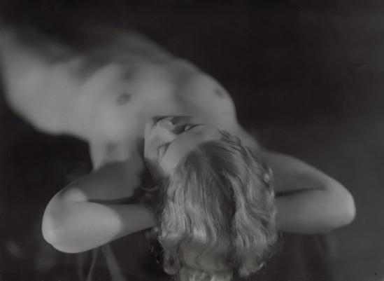 Jaroslav Fabinger - Nude, 1933 ,Silver Print