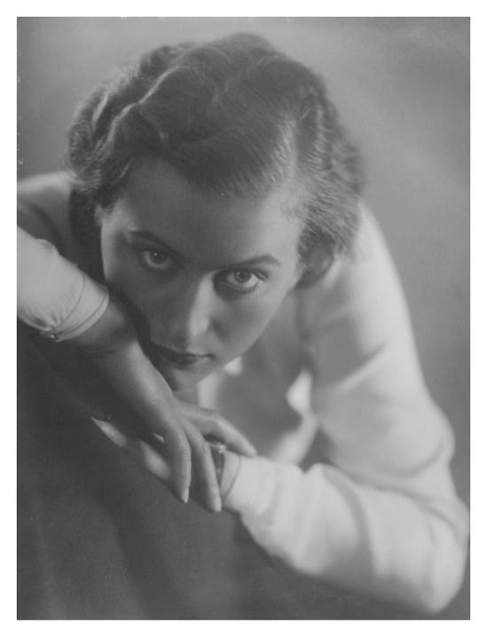 Jaroslav Fabinger -Portrait, 1930s,Gelatin Silver Print
