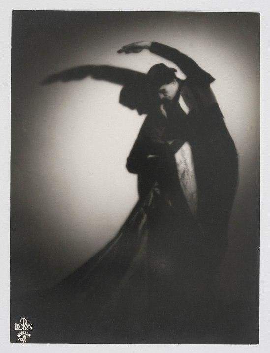 Jerzy Dorys Benedykt -Anthony Nellé dance, 1933