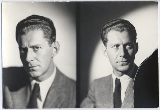 Jerzy Dorys Benedykt -autoportret, 1930
