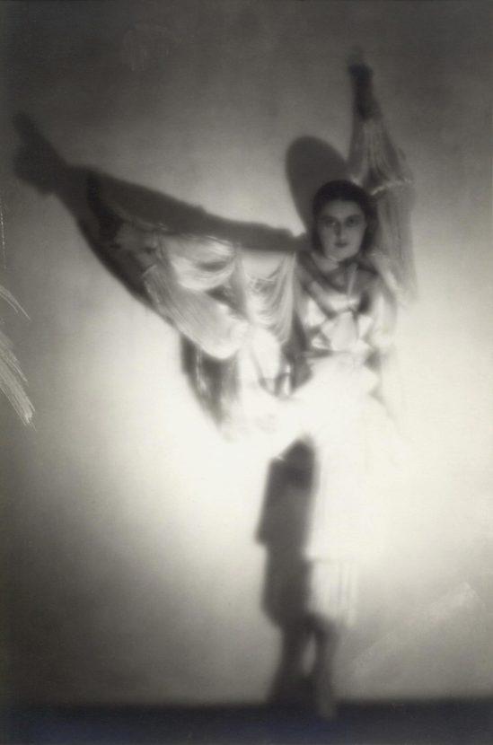Jerzy Dorys Benedykt -Halina Hulanicka dansant Halina Hulanicka dancing, 1930