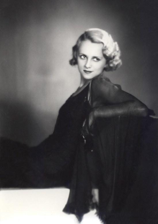 Jerzy Dorys Benedykt - portrait de Karoliny Lubieńskiej, 1932
