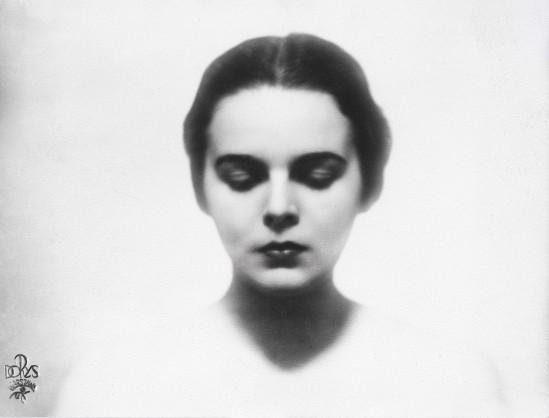 Jerzy Dorys Benedykt - Portrait of Zofii Batyckiej, 1930 2