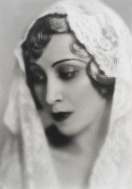 Jerzy Dorys Benedykt - Portrait ofNiny Grudzińskiej, 1932