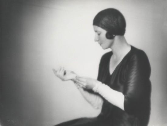 Jerzy Dorys Benedykt - Portrait ofOlgi Kamieńskiej, 1930