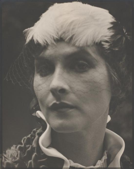 Josef Breitenbach- Portrait of the  actress Sybille Binder, Munich, Before 1933, Gelatin silver print© The Josef Breitenbach Trust