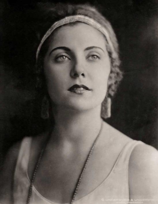 Underwood & Underwood- The Performer Lilyan Tashman, Washington DC, c.1923.
