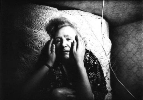 Anders Petersen- Serie, Close Distance-2002