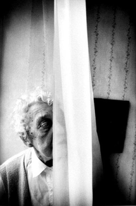 © Anders Petersen- Serie, Close Distance-2002