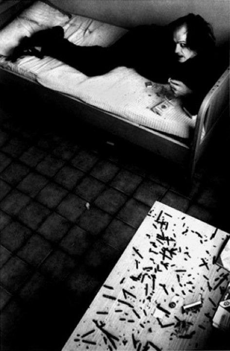 © Anders Petersen-Mental Hospital-1995