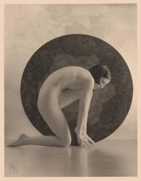 Alexei Galushkov- For Retroatelier studio, . In the circle (serie 1920s), 2010s