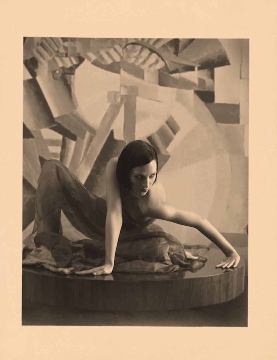 From serie Art Deco Model Julia, 2005