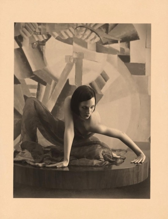 From serie Art Deco Model Julia, 2005
