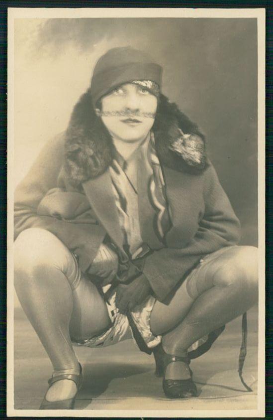 Grundworth - , 1920s Gelatin silver medium postcard
