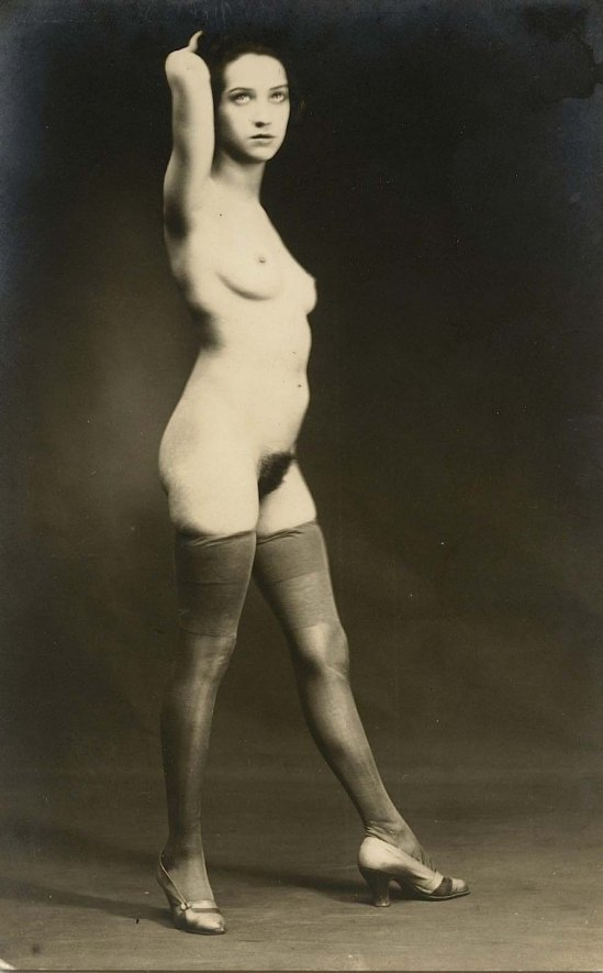 Grundworth - nude. Ca. 1930