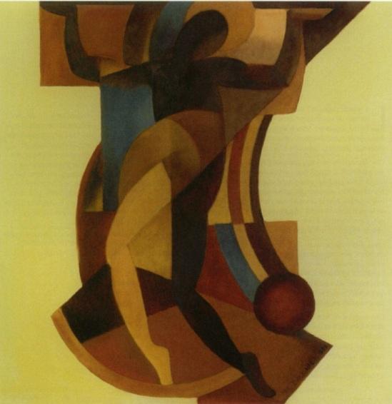 Marcel louis baugnier- La danse, 1925