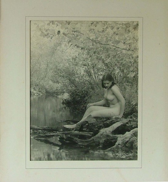 N. Taylor.Todd- Portefolio Vanity Nude photographs siver print, 1938