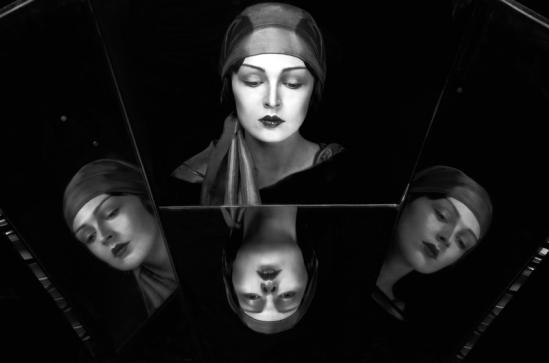 Retroatelier .Aleksey Galushkov-Futurism, Model Asya 2009