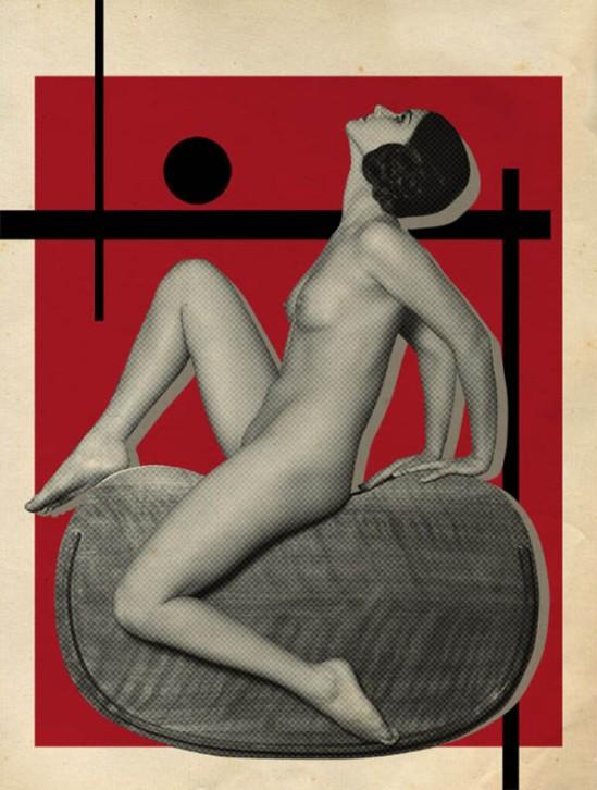 Retroatelier .Aleksey Galushkov-Suprematism Model Annie.,2007