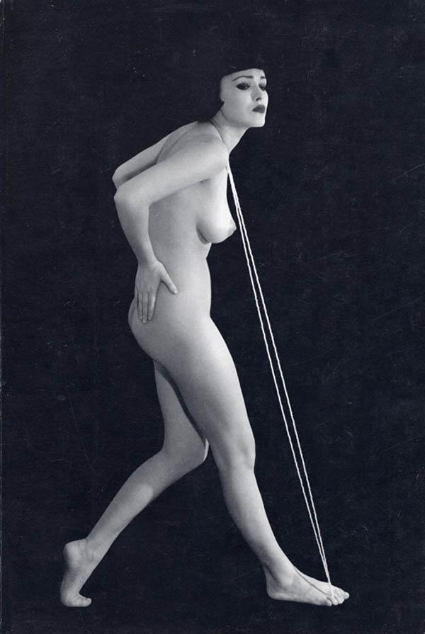 Retroatelier Brooks Model Daria Astafieva, 2006