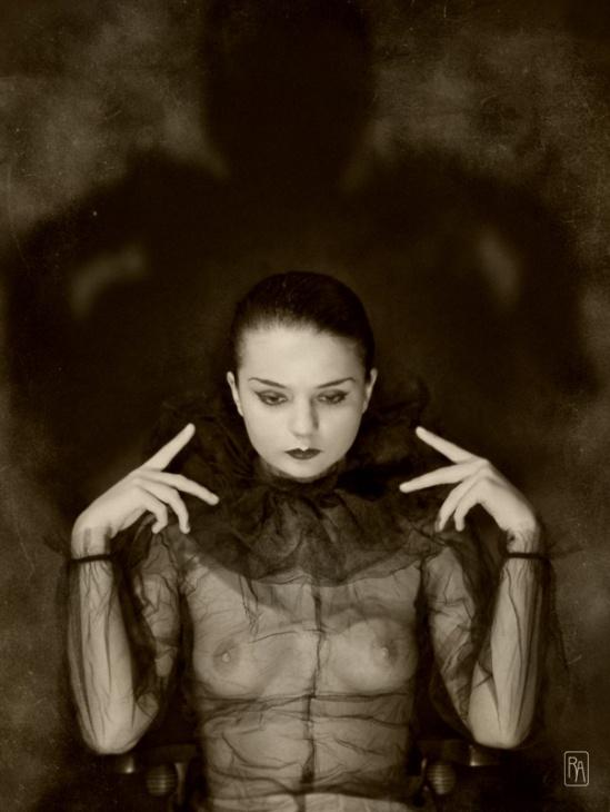 Retroatelier - serie Pierrot, Model irenka, 2009