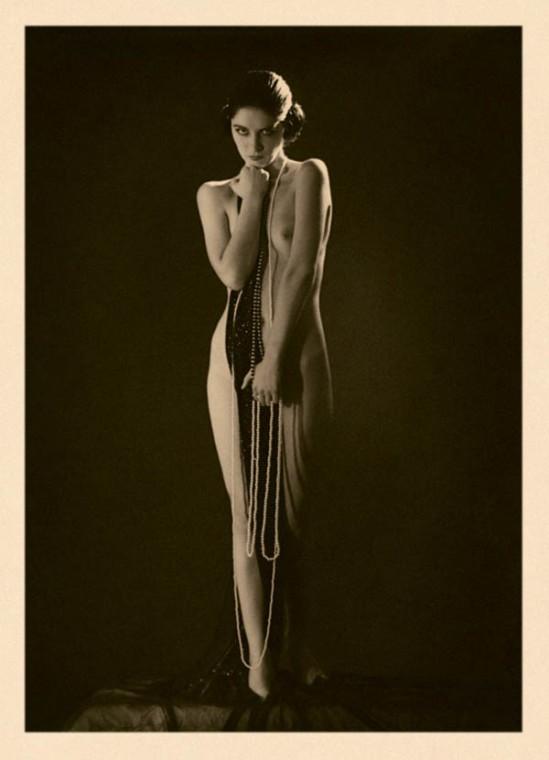 Retroatelier- Nude Model Wanda, 2008