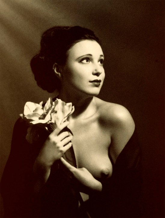 Retroatelier- You returning your portrait ... 1930 Model Olga, 2006