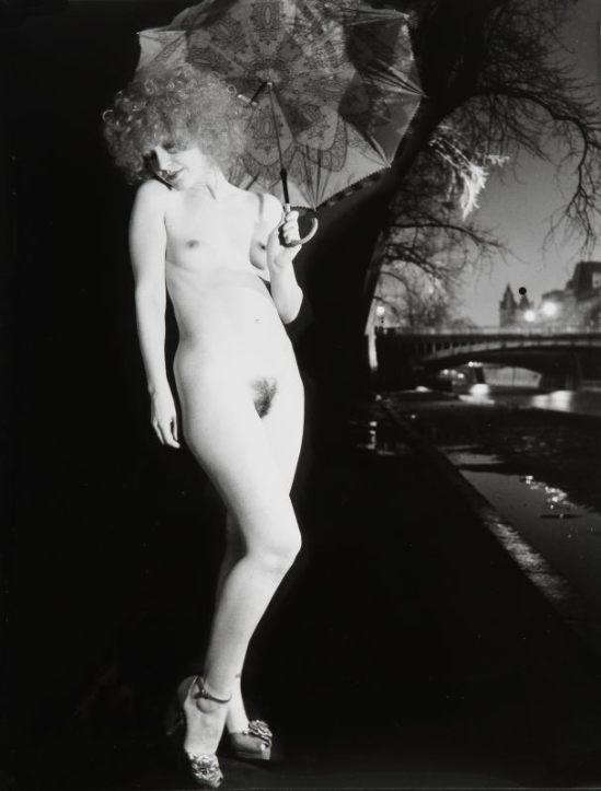 Serge de Sazo -Nus urbains, c. 1960.